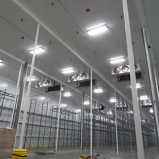 Refrigerated Warehouses Engineered Design Group